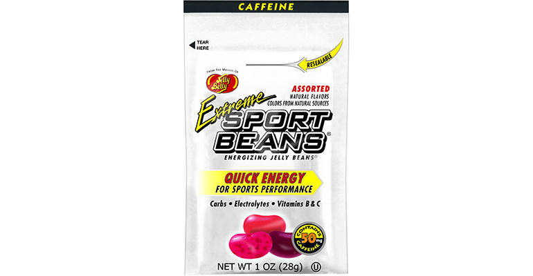 Jelly Belly Sports Beans with Caffeine - Flavor: Assorted - Size: Box of 24, Assorted, large, image 1