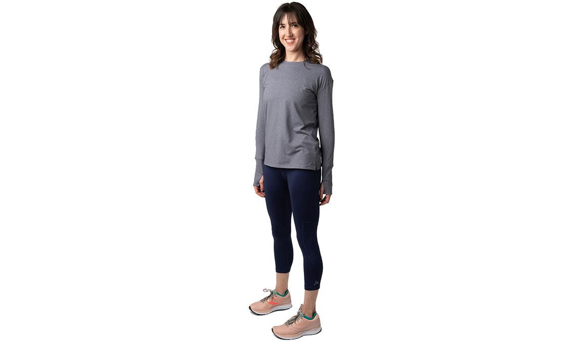 Women's Jackrabbit 7/8 Tight  - Color: Navy Size: S, Blue, large, image 1