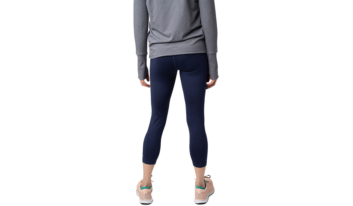 Women's Jackrabbit 7/8 Tight - Color: Navy Size: S, Blue, large, image 2