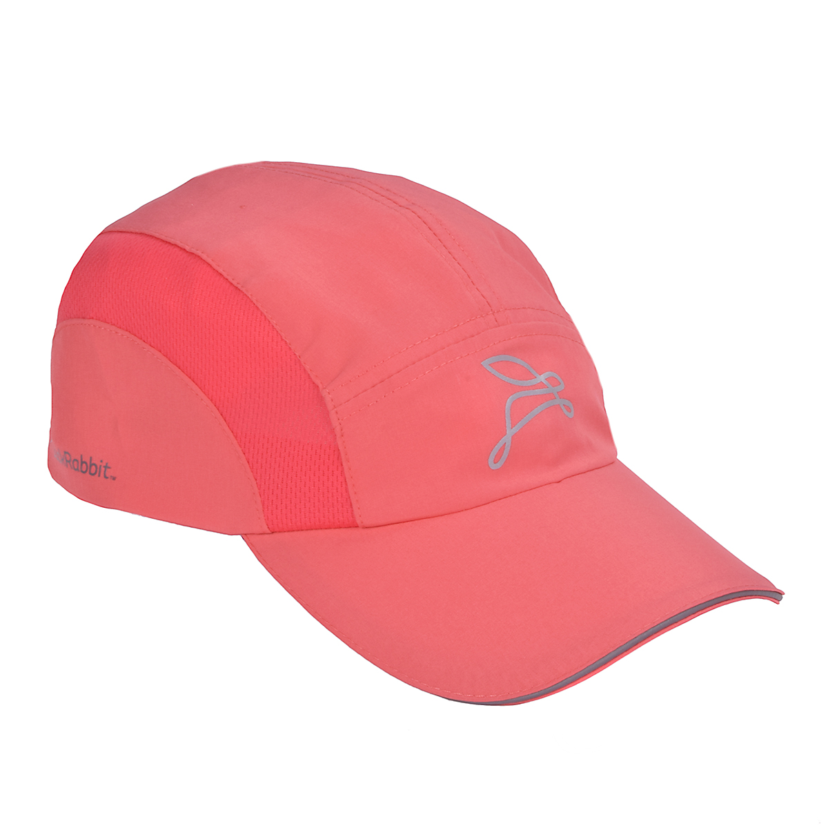 JackRabbit Run Hat - Color: Coral - Size: One Size, Coral, large, image 1