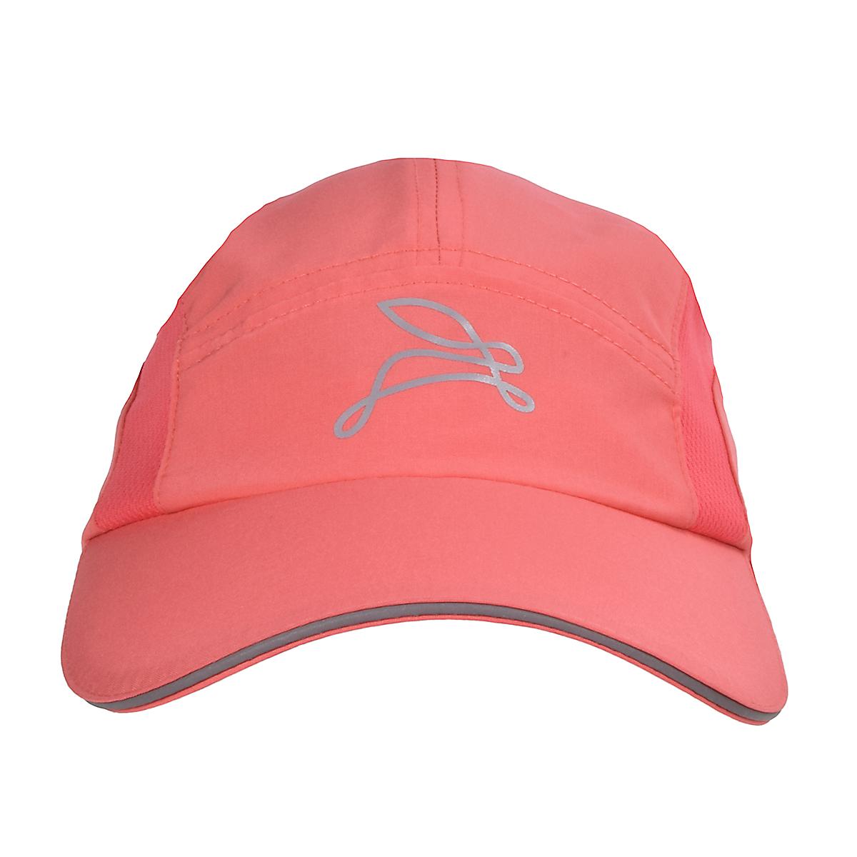 JackRabbit Run Hat - Color: Coral - Size: One Size, Coral, large, image 2