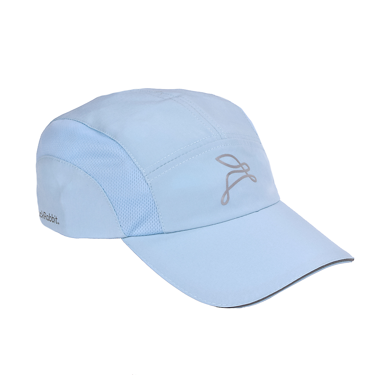JackRabbit Run Hat - Color: Light Blue - Size: One Size, Light Blue, large, image 1