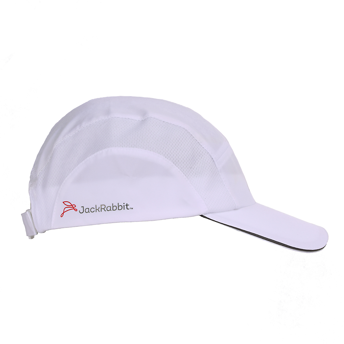 JackRabbit Run Hat - Color: White - Size: One Size, White, large, image 4