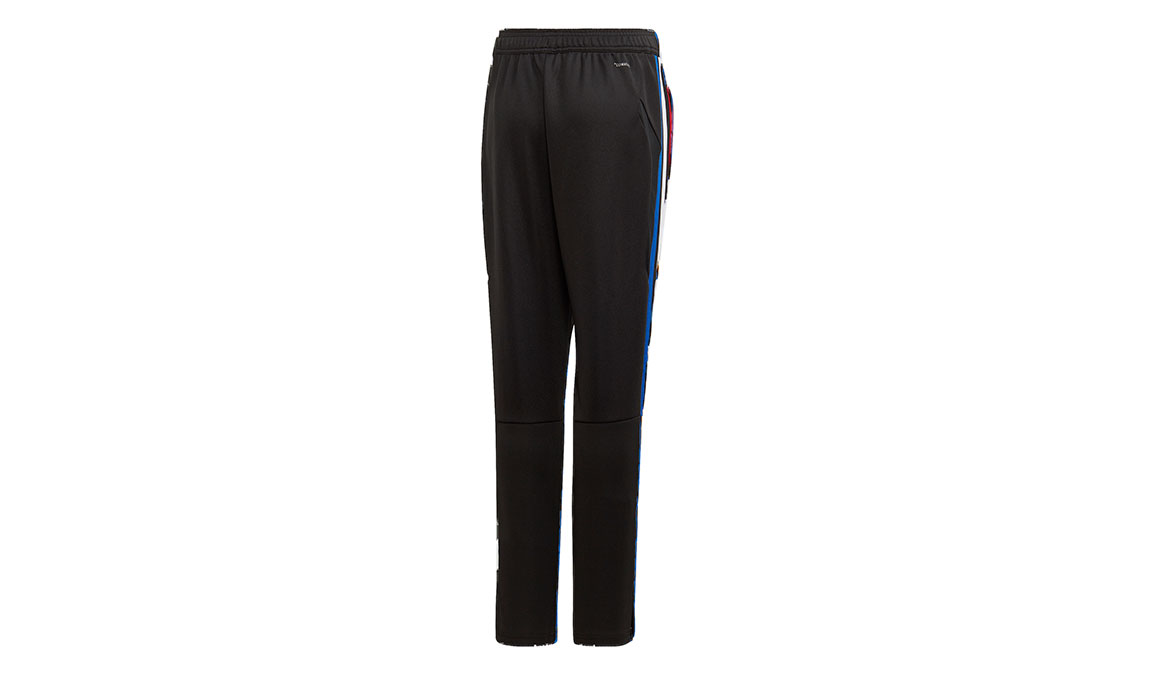 Kids Adidas Tiro 19 Training Pants - Color: Black/Power Red Size: XXS, Black/Power Red, large, image 4