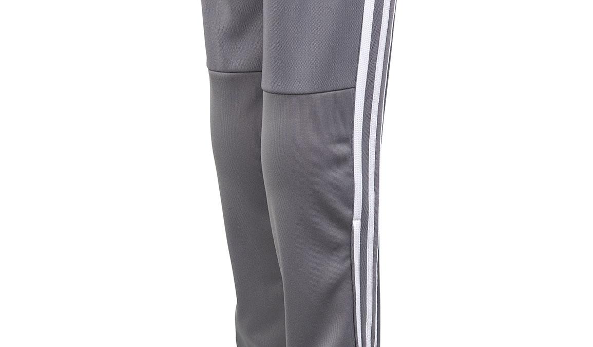 Kids Adidas Tiro 19 Training Pants - Color: Grey/White Size: XXS, Grey/White, large, image 2