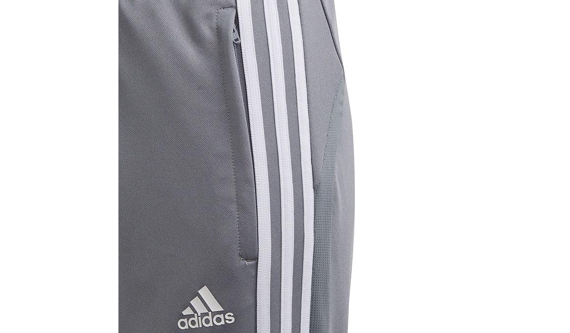Kids Adidas Tiro 19 Training Pants - Color: Grey/White Size: XXS, Grey/White, large, image 3
