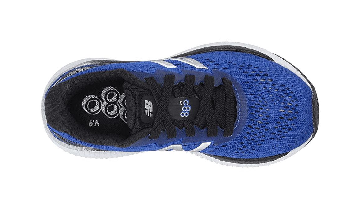 Kids New Balance 880V9  - Color: Uv Blue/Black (Regular Width) - Size: 1, Blue/Black, large, image 4