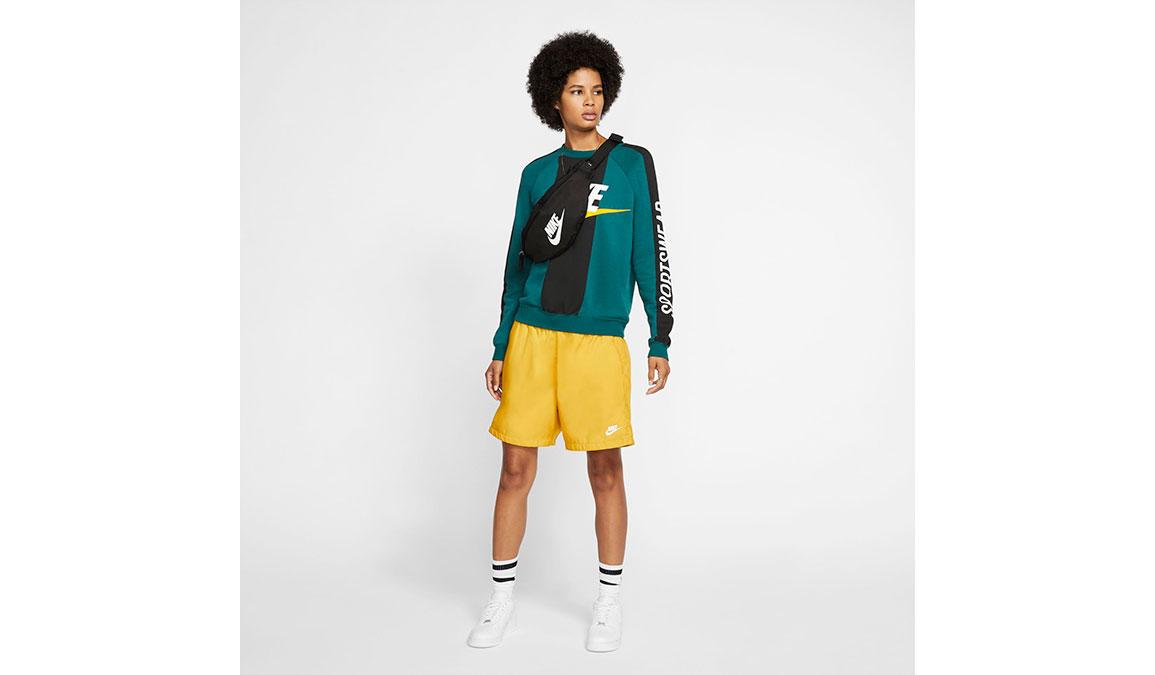 Nike Heritage Hip Pack - Color: Black/White Size: OS, Black/White, large, image 2