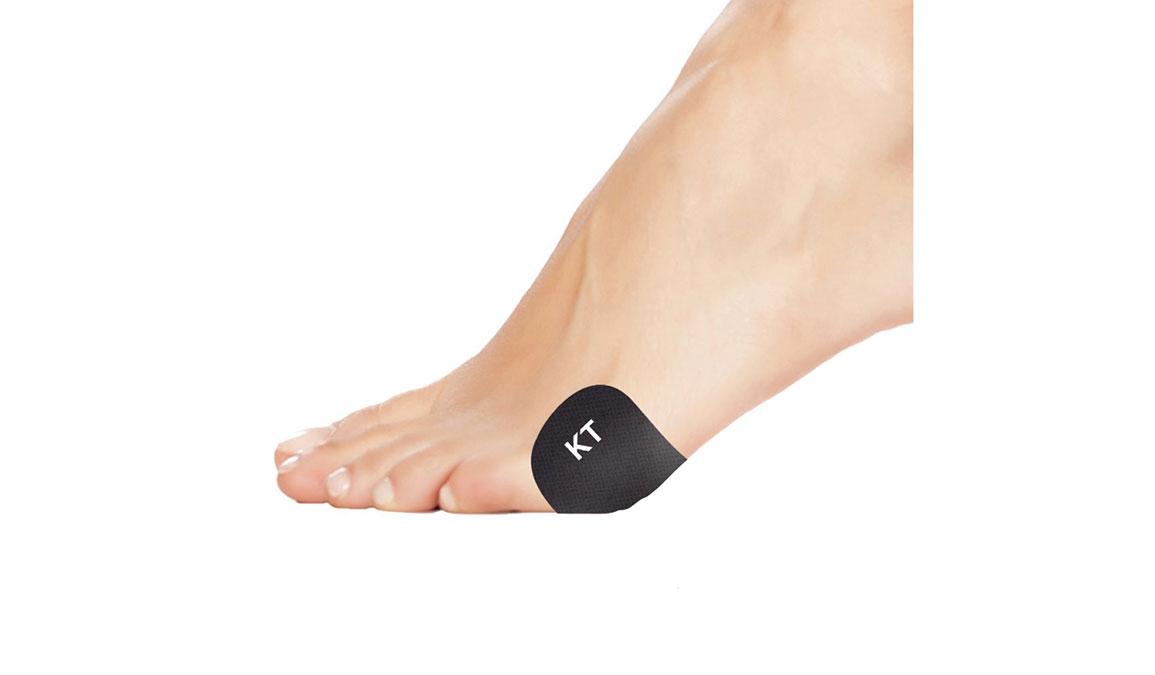 KT Tape Blister Prevention Tape - Color: Black Size: NS, Black, large, image 2