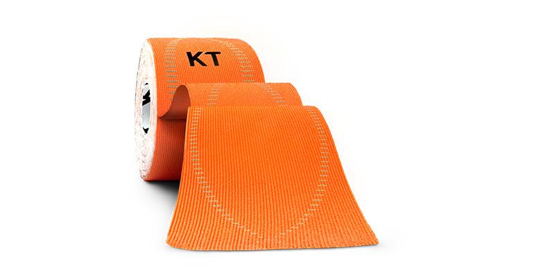 KT TAPE PRO Elastic Athletic Tape - 20 Strips - Color: Orange - Size: One Size, Orange, large, image 1