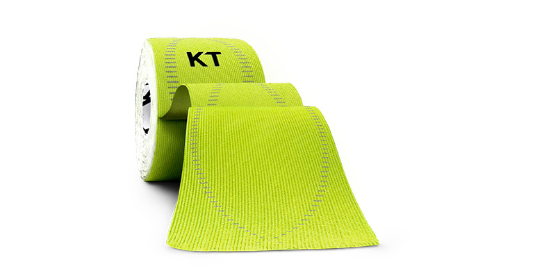 KT TAPE PRO Elastic Athletic Tape - 20 Strips - Color: Winner Green - Size: NS, Green, large, image 1