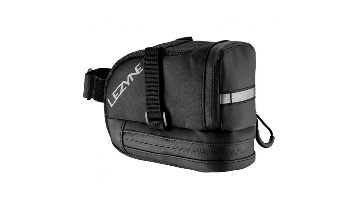 Lezyne L-Caddy Seat Bag - Color: Black/Black Size: OS - CT, Black, large, image 1