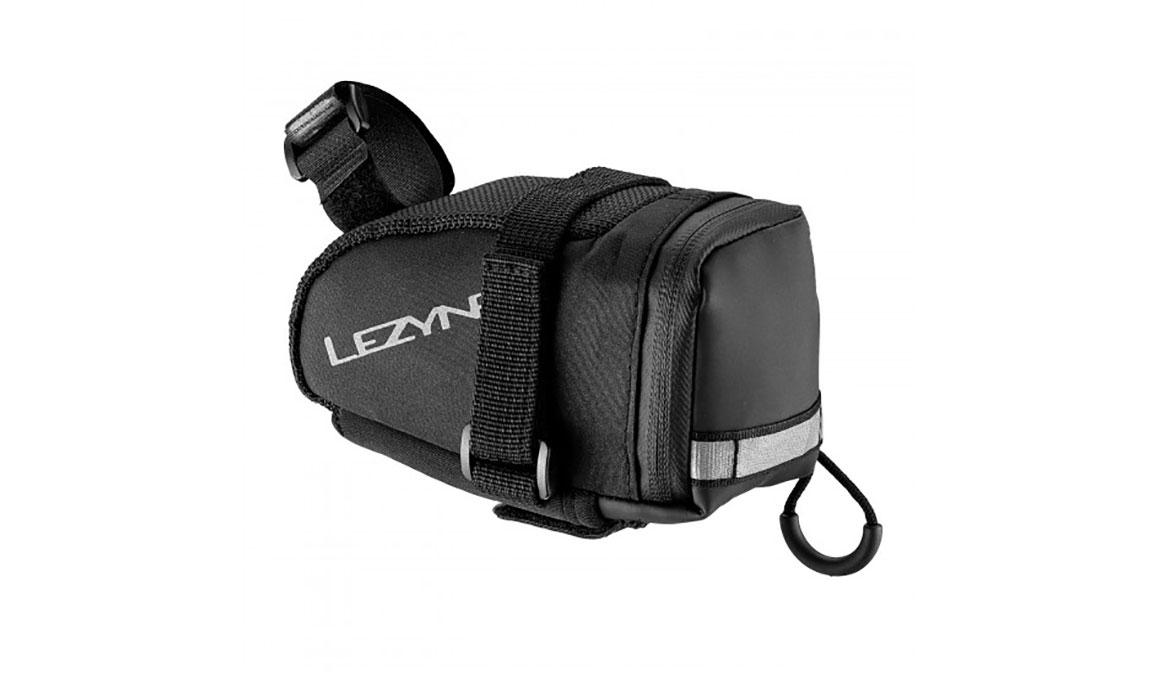 Lezyne M-Caddy Seat Bag CO2 Kit - Color: Black - CT, Black, large, image 1
