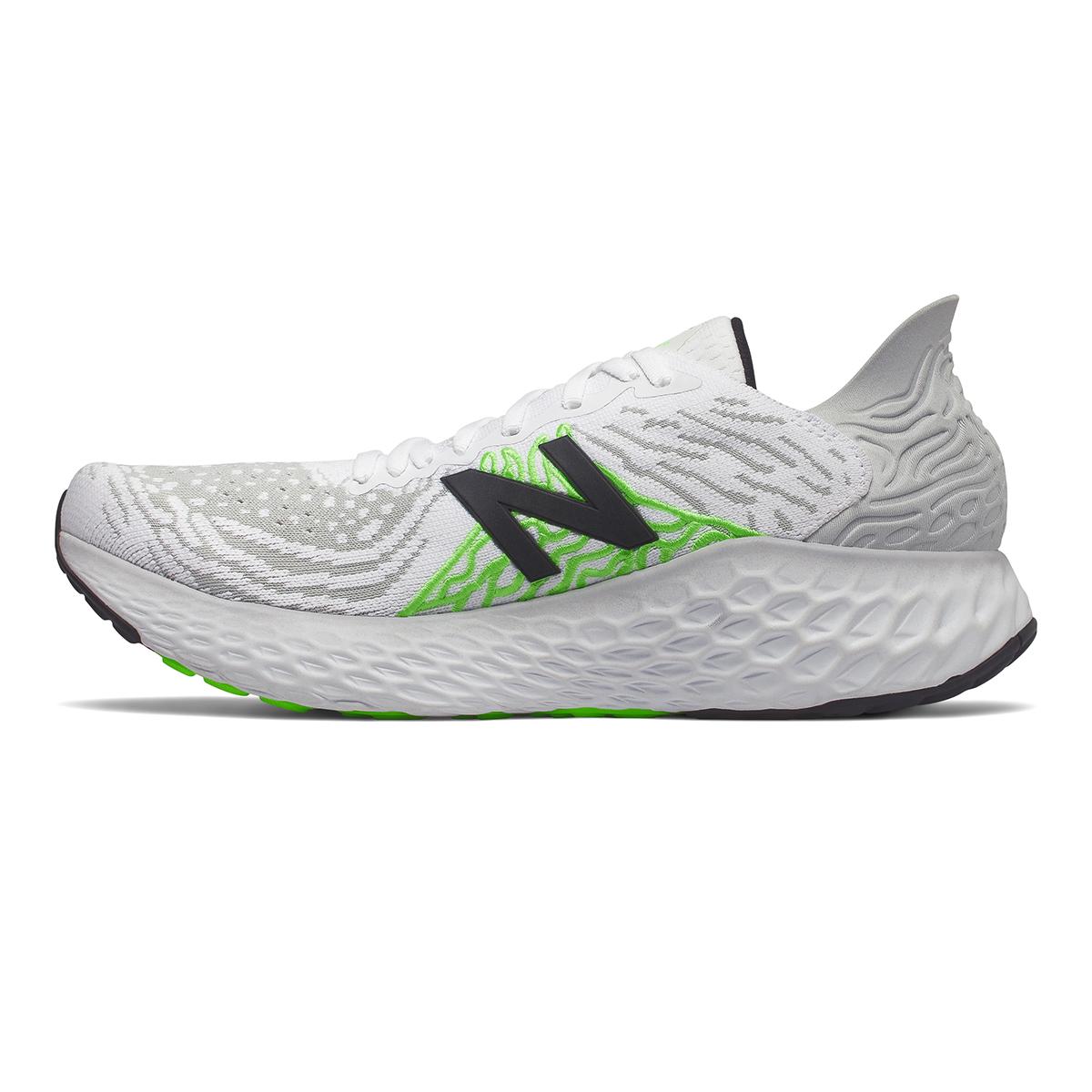 Men's New Balance Fresh Foam 1080v10 Running Shoe - Color: Light Aluminum - Size: 7 - Width: Wide, Light Aluminum, large, image 2