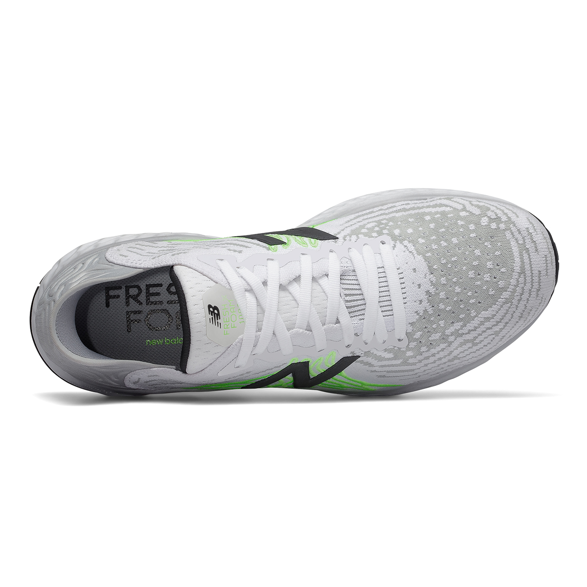 Men's New Balance Fresh Foam 1080v10 Running Shoe - Color: Light Aluminum - Size: 7 - Width: Wide, Light Aluminum, large, image 3