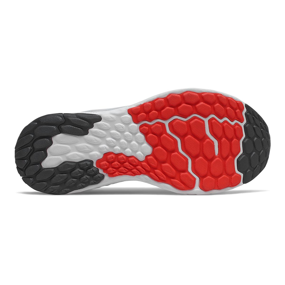 Men's New Balance 1080v11 Running Shoe - Color: Velocity Red/Black - Size: 7 - Width: Wide, Velocity Red/Black, large, image 3