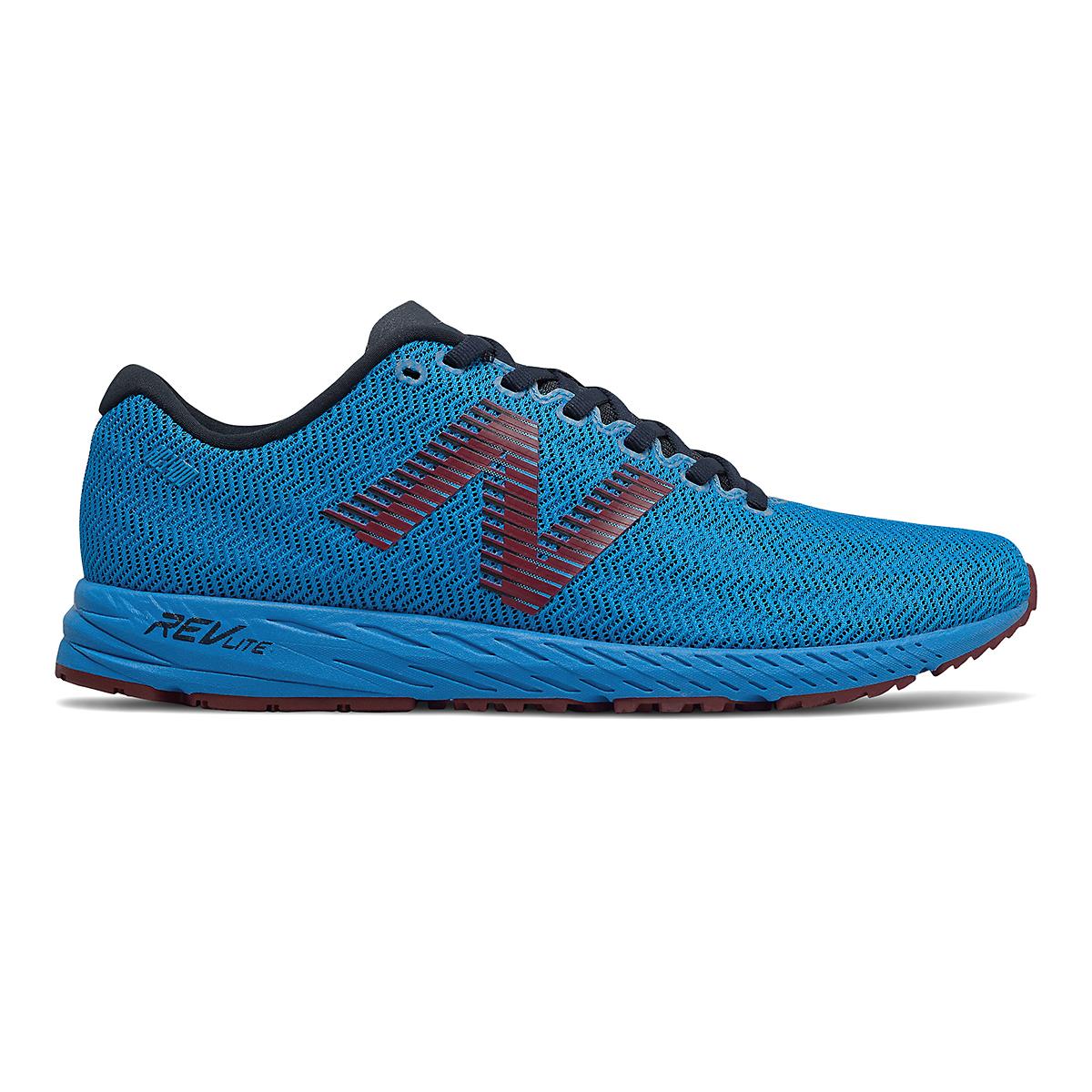 Men's New Balance 1400V6 Running Shoe - Color: Vision Blue - Size: 7 - Width: Wide, Vision Blue, large, image 1