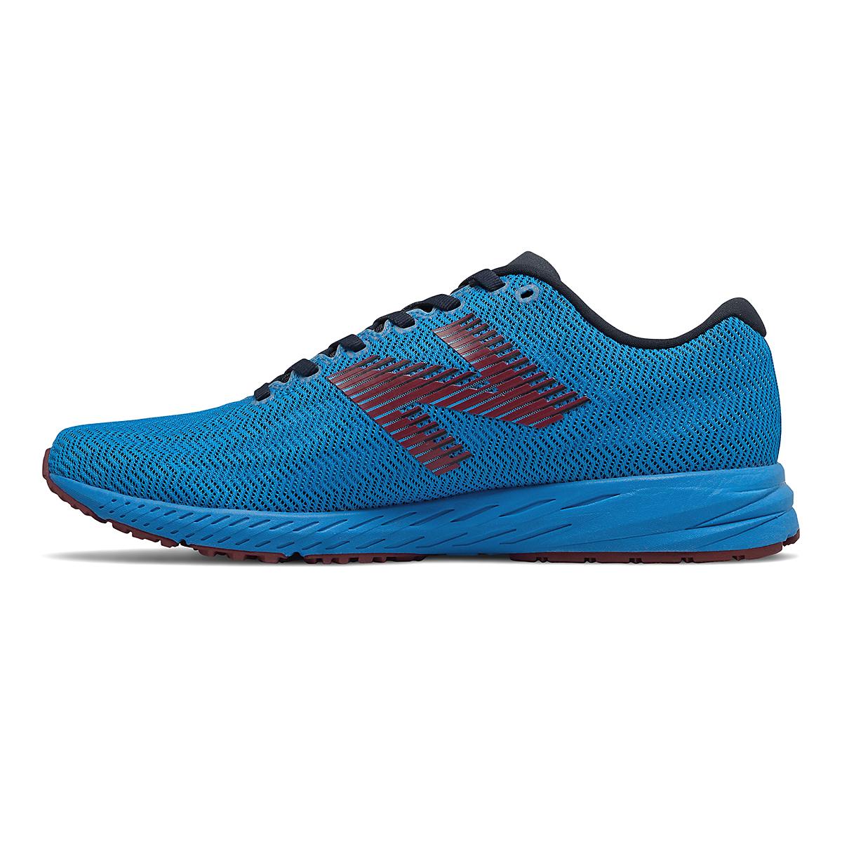 Men's New Balance 1400V6 Running Shoe - Color: Vision Blue - Size: 7 - Width: Wide, Vision Blue, large, image 2