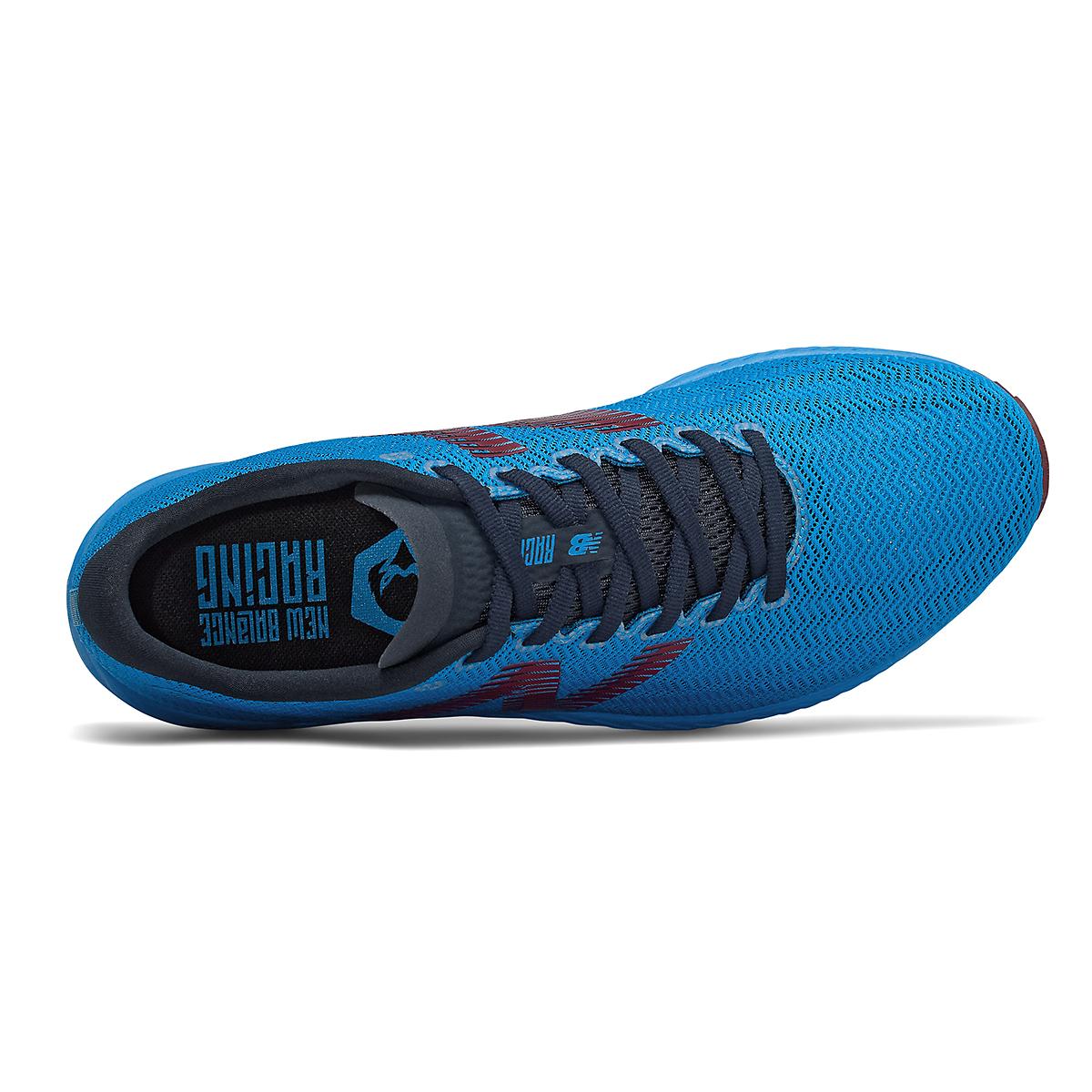 Men's New Balance 1400V6 Running Shoe - Color: Vision Blue - Size: 7 - Width: Wide, Vision Blue, large, image 3
