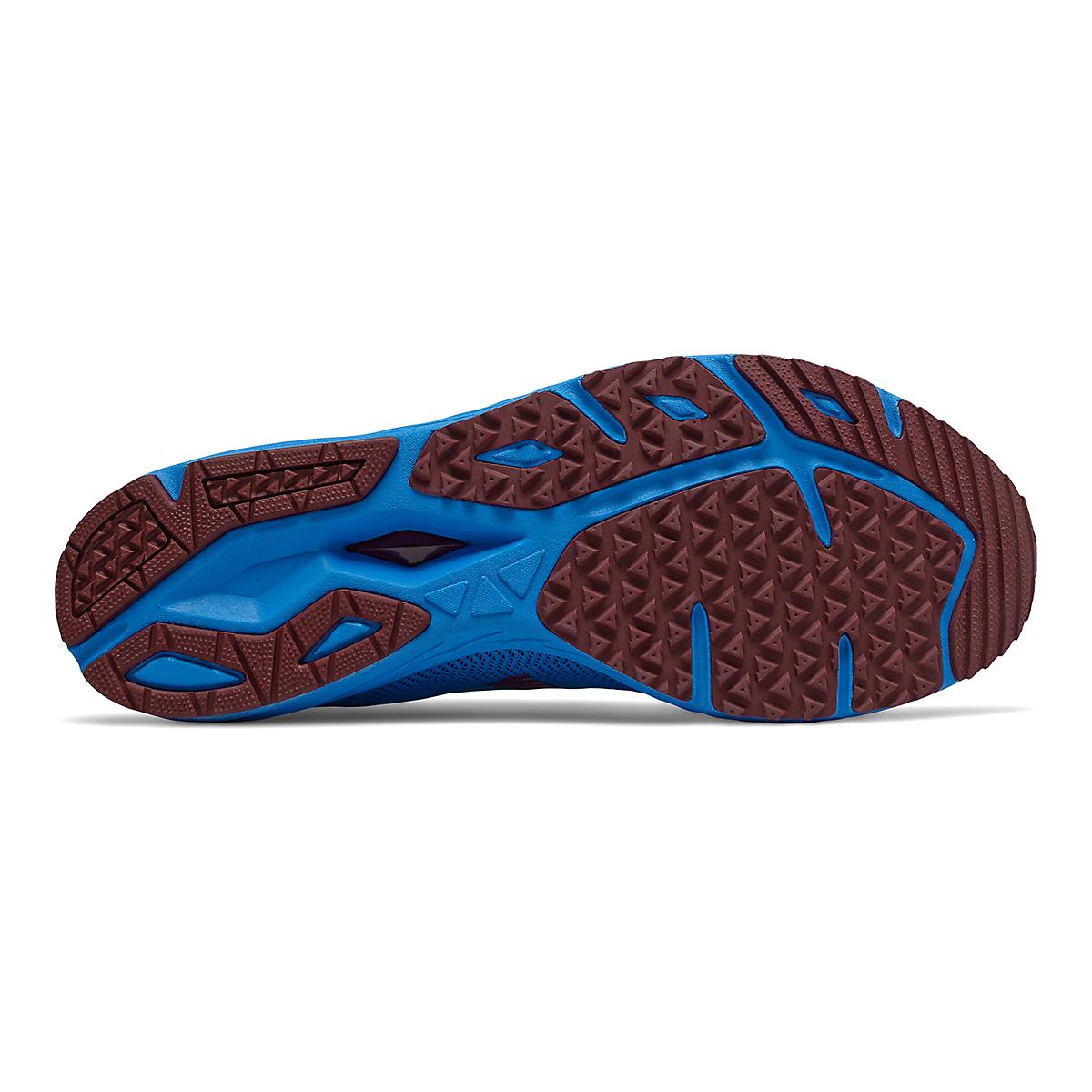 Men's New Balance 1400V6 Running Shoe - Color: Vision Blue - Size: 7 - Width: Wide, Vision Blue, large, image 4