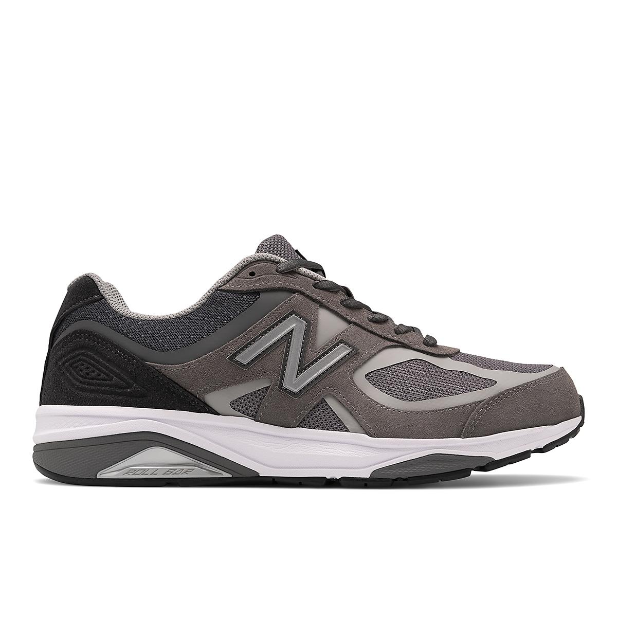 Men's New Balance 1540V3 Walking Shoe - Color: Grey - Size: 7 - Width: Wide, Grey, large, image 1