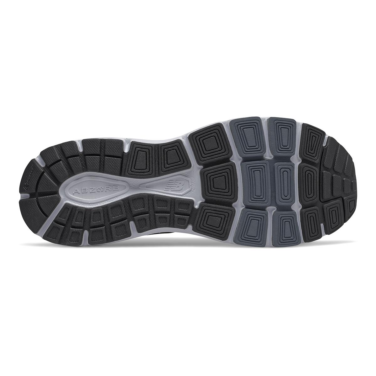 Men's New Balance 840V4 Walking Shoe - Color: Black - Size: 7 - Width: Wide, Black, large, image 4