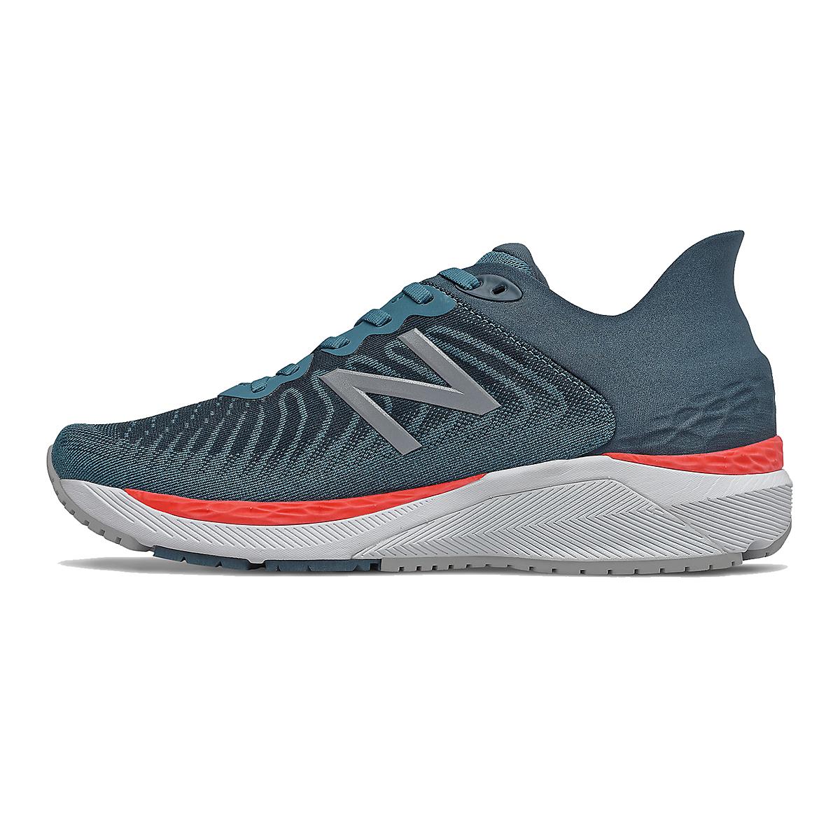 Men's New Balance 860v11 Running Shoe  - Color: Jet Stream - Size: 6 - Width: Wide, Jet Stream, large, image 2