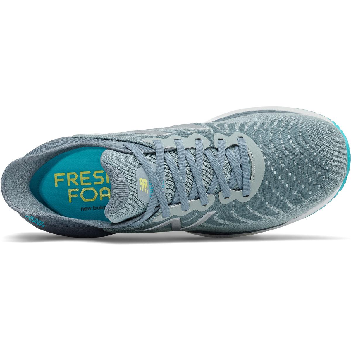 Men's New Balance 860V11 Running Shoe - Color: Ocean Grey  - Size: 6 - Width: Wide, Ocean Grey, large, image 3