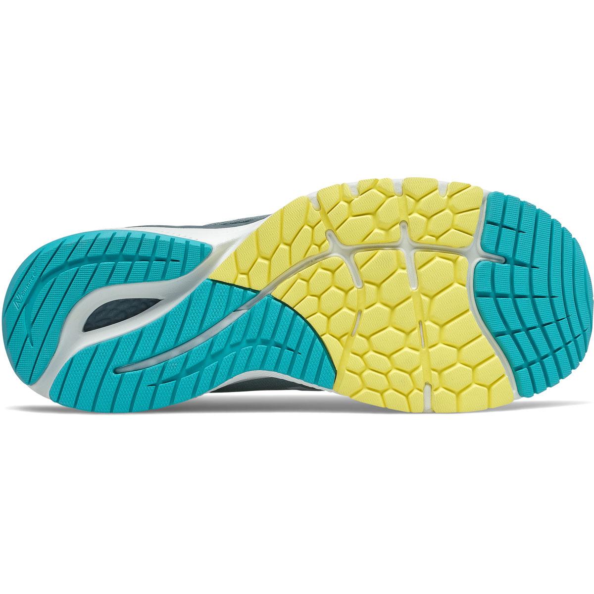 Men's New Balance 860V11 Running Shoe - Color: Ocean Grey  - Size: 6 - Width: Wide, Ocean Grey, large, image 4
