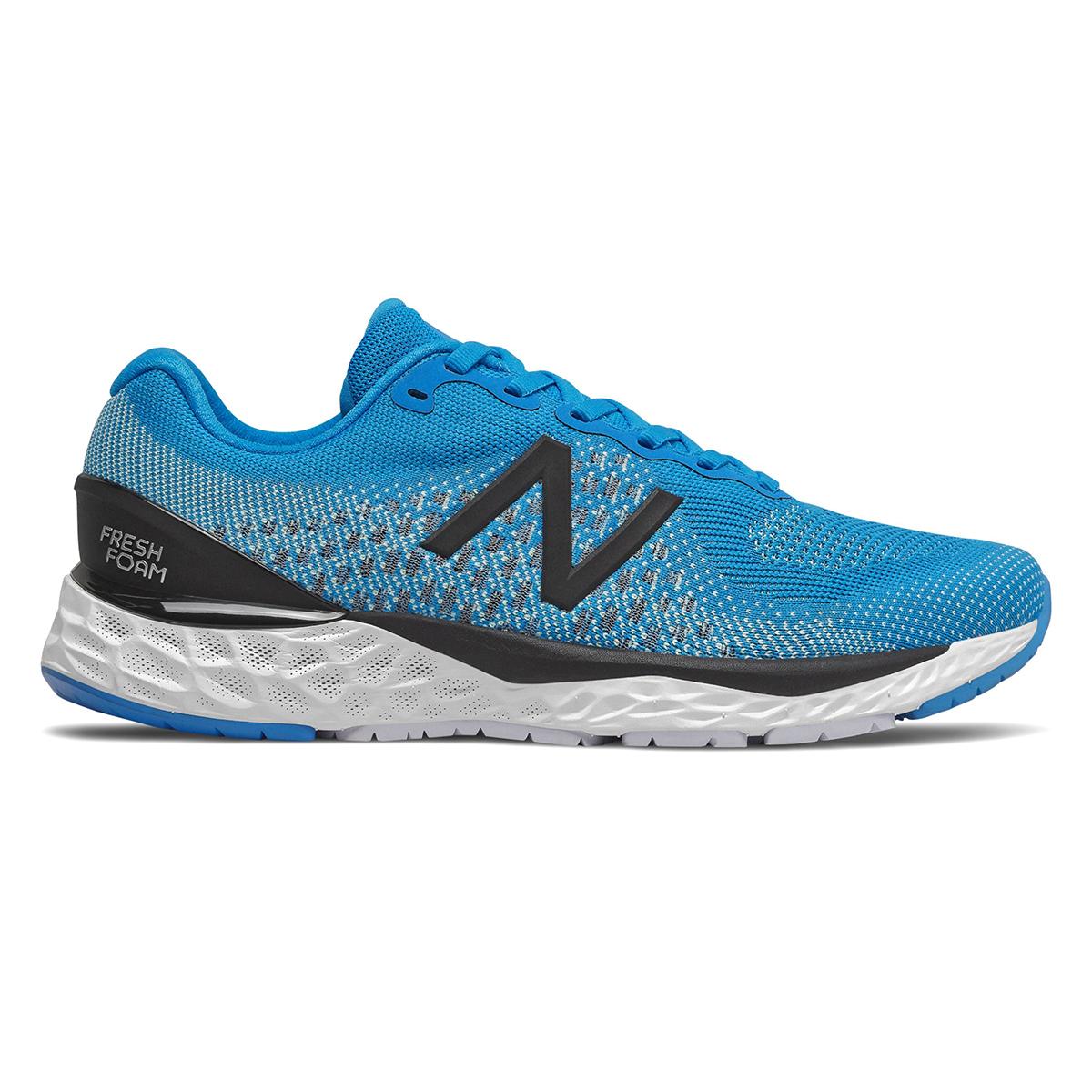 Men's New Balance 880V10 Running Shoe - Color: Vision Blue / Neo Mint (Regular Width) - Size: 8, Vision Blue/Neo Mint, large, image 1