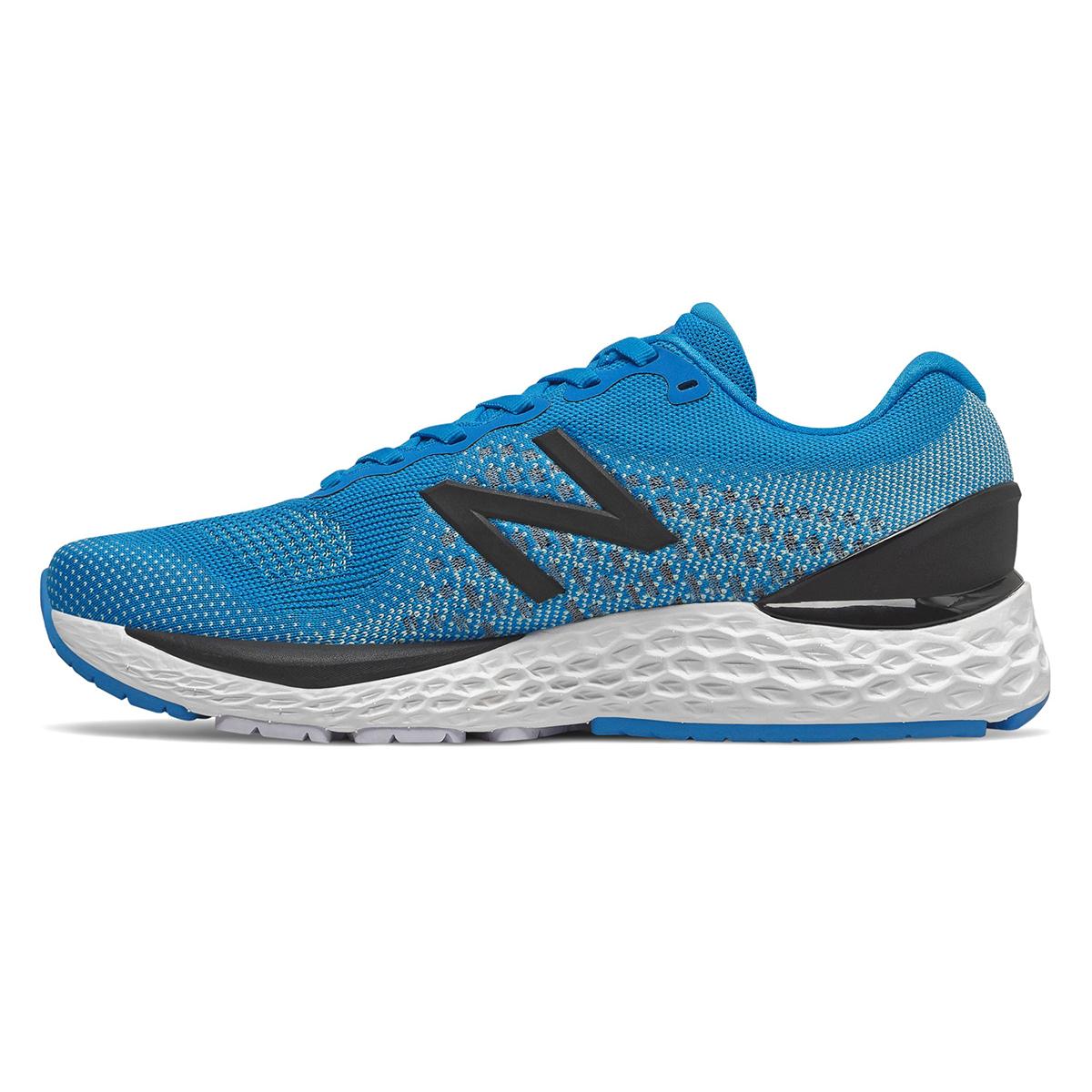 Men's New Balance 880V10 Running Shoe - Color: Vision Blue / Neo Mint (Regular Width) - Size: 8, Vision Blue/Neo Mint, large, image 2