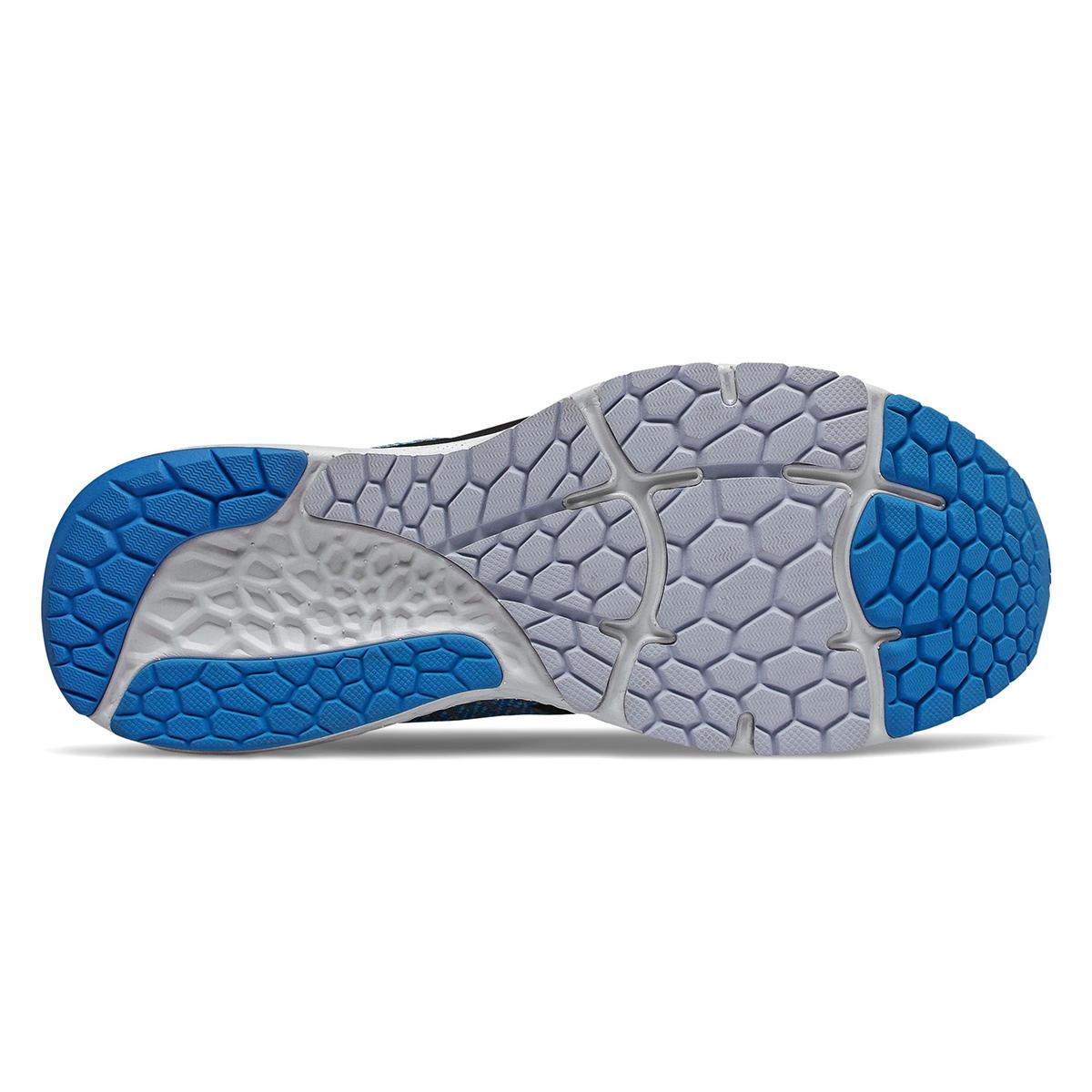 Men's New Balance 880V10 Running Shoe - Color: Vision Blue / Neo Mint (Regular Width) - Size: 8, Vision Blue/Neo Mint, large, image 4