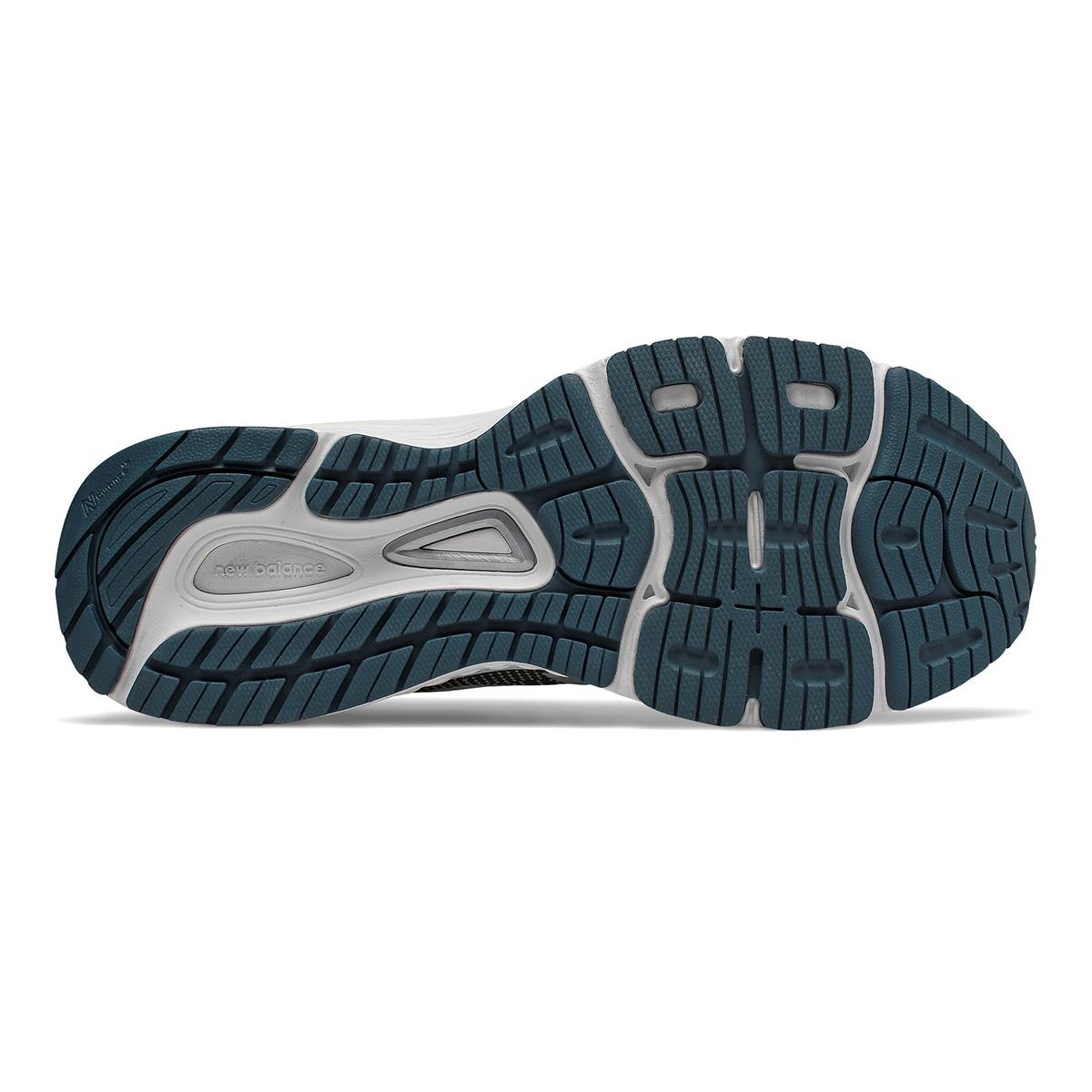 Men's New Balance 880V9 Running Shoe - Color: Supercell / Orion Blue / Sulphur Yellow (Regular Width) - Size: 8.5, Supercell / Orion Blue / Sulphur Yellow, large, image 3