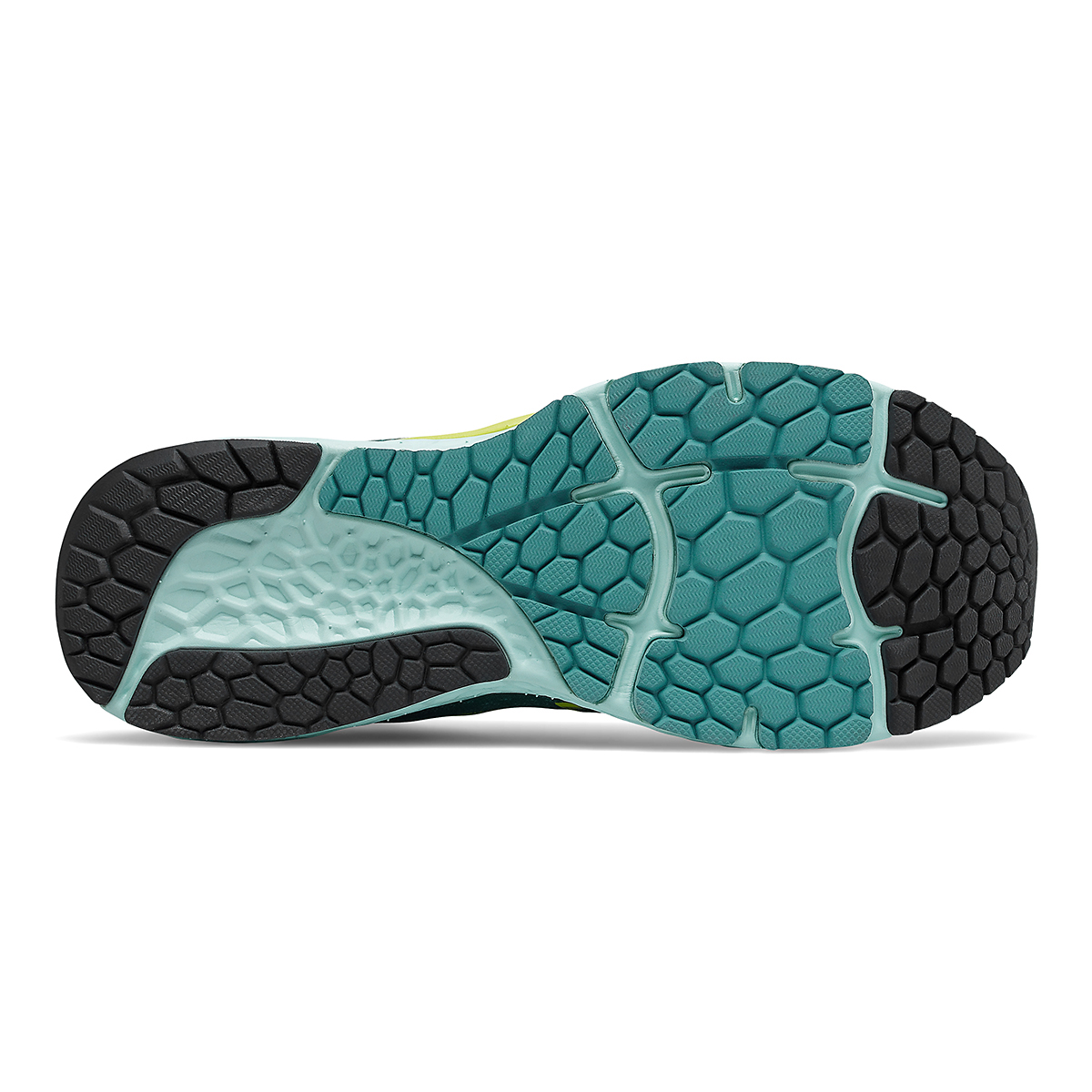 Men's New Balance Fresh Foam 880v11 Running Shoe - Color: Trek/Sulpher Yellow - Size: 7 - Width: Wide, Trek/Sulpher Yellow, large, image 5