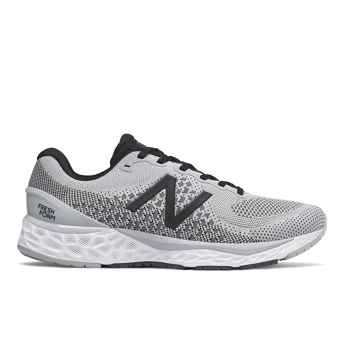 Men's New Balance 880V10 Running Shoe - Color: Light Aluminum - Size: 7 - Width: Wide, Light Aluminum, large, image 1