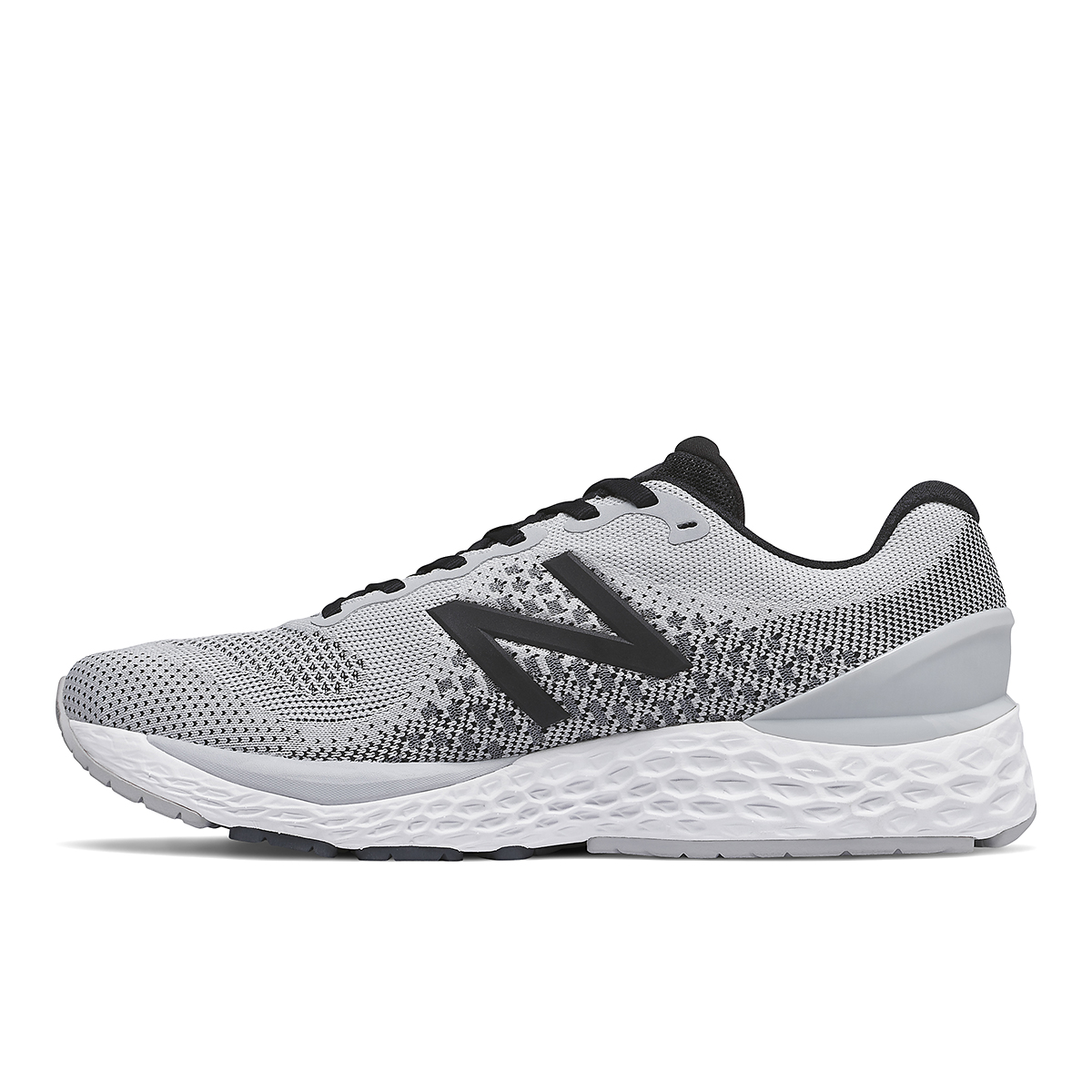 Men's New Balance 880V10 Running Shoe - Color: Light Aluminum - Size: 7 - Width: Wide, Light Aluminum, large, image 2