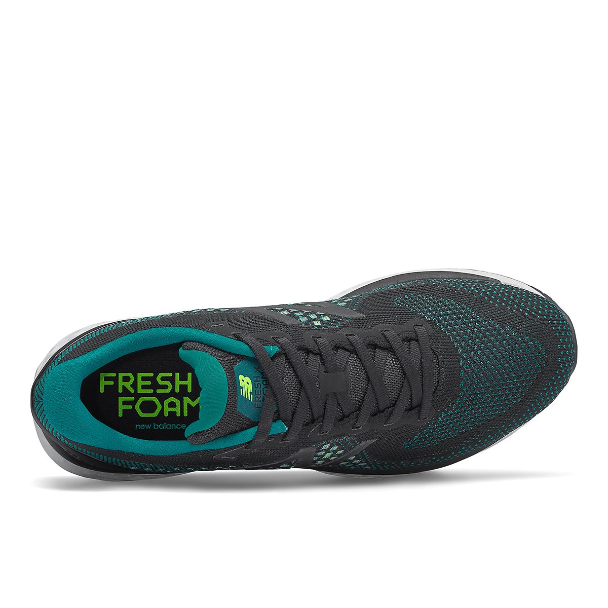Men's New Balance 880V10 Running Shoe - Color: Black - Size: 7 - Width: Wide, Black, large, image 3