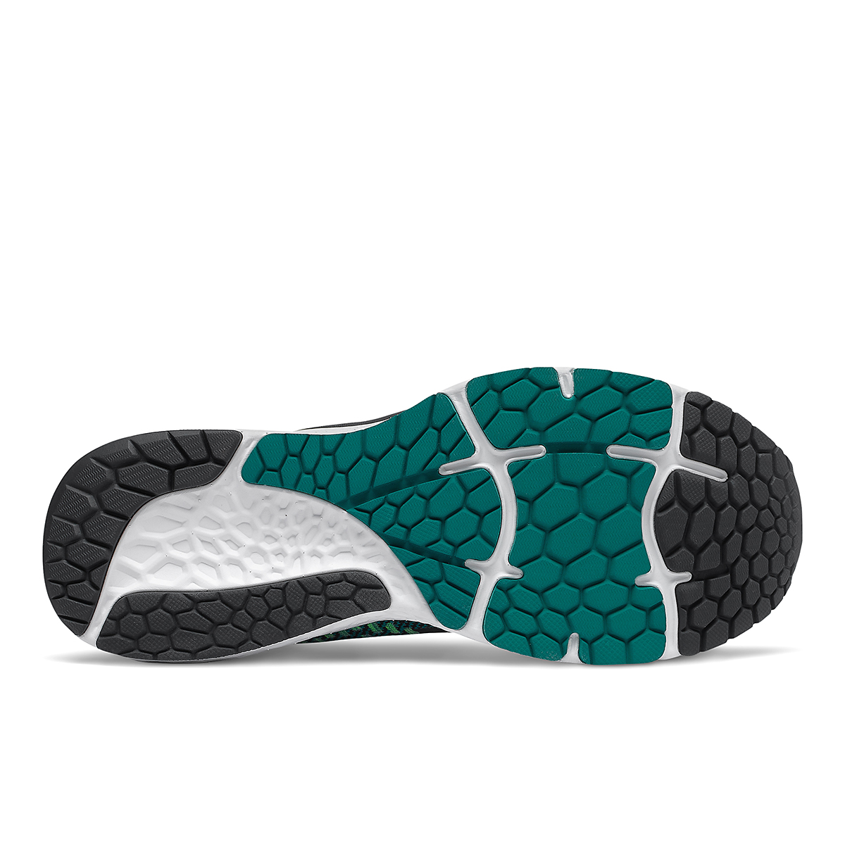 Men's New Balance 880V10 Running Shoe - Color: Black - Size: 7 - Width: Wide, Black, large, image 4