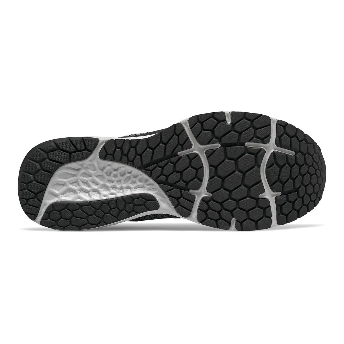Men's New Balance 880v10 Running Shoe - Color: Black / White   (Regular Width) - Size: 10.5, Black / White, large, image 3