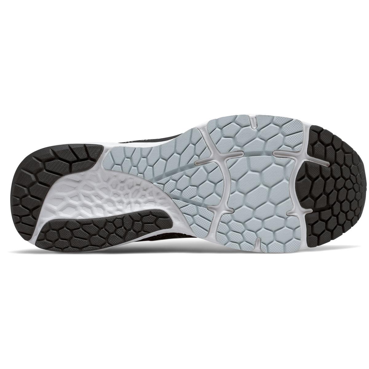 Men's New Balance Fresh Foam 880v11 Running Shoe - Color: Black/Cyclone - Size: 6 - Width: Wide, Black/Cyclone, large, image 4