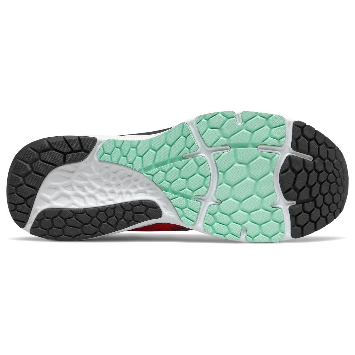 Men's New Balance Fresh Foam 880v11 Running Shoe - Color: Velocity Red/Black - Size: 8 - Width: Wide, Velocity Red/Black, large, image 4