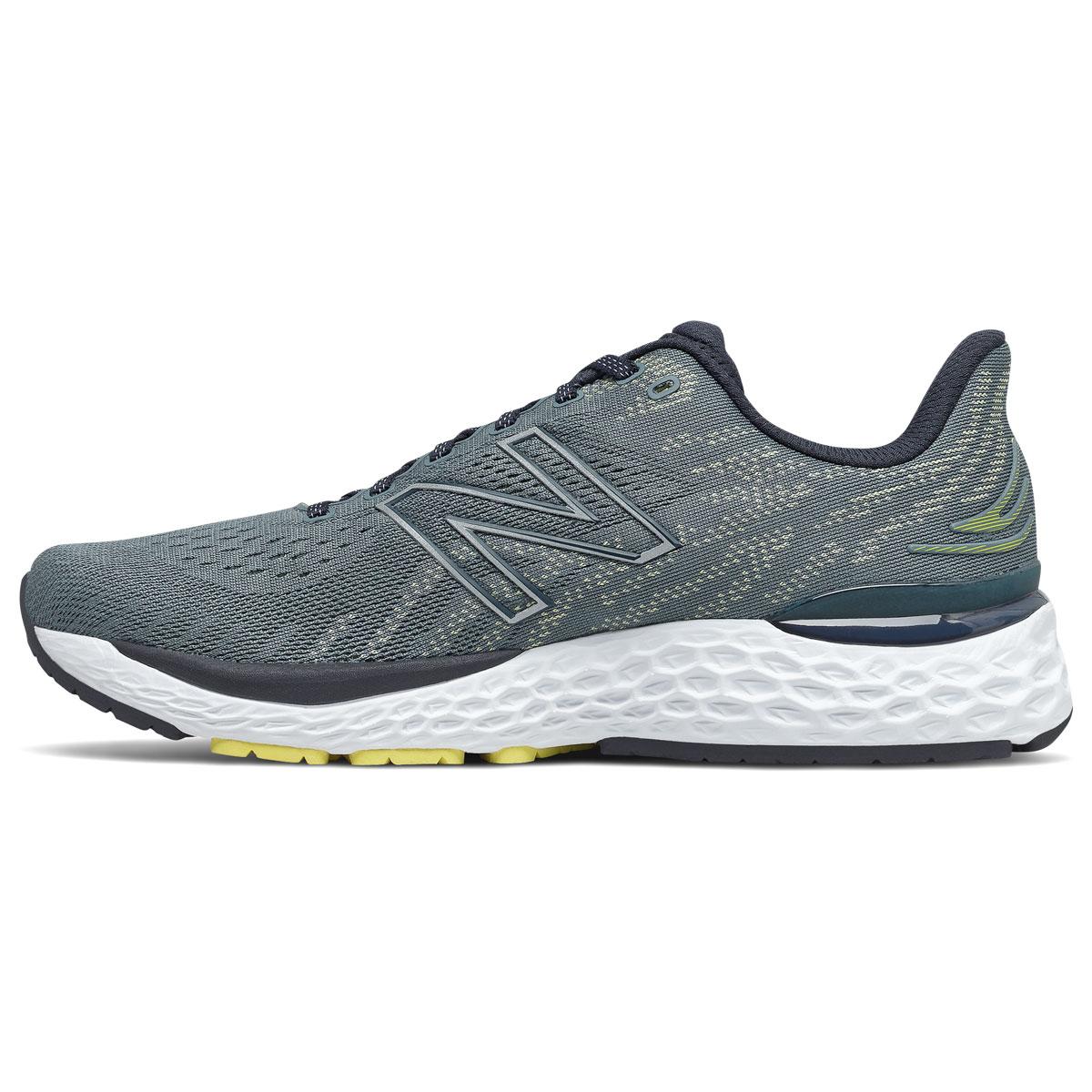 Men's New Balance Fresh Foam 880v11 Running Shoe - Color: Ocean Grey/First Light - Size: 7 - Width: Wide, Ocean Grey/First Light, large, image 2