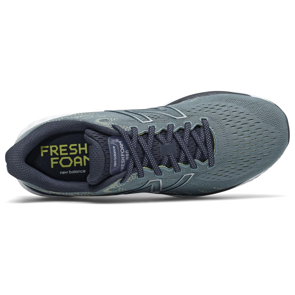 Men's New Balance Fresh Foam 880v11 Running Shoe - Color: Ocean Grey/First Light - Size: 7 - Width: Wide, Ocean Grey/First Light, large, image 3