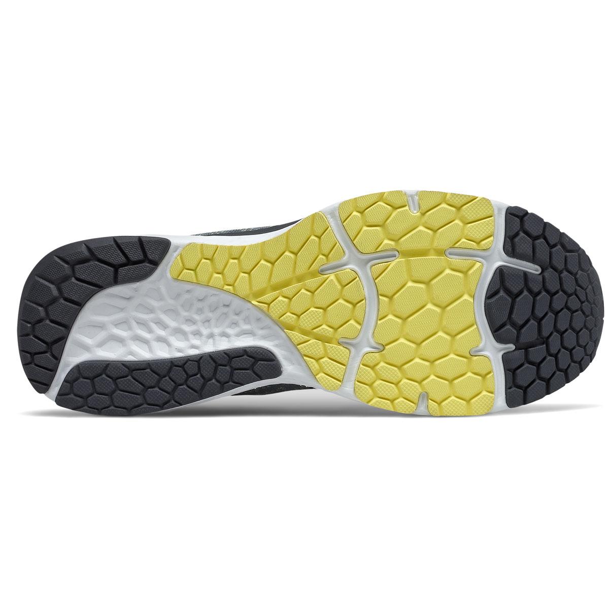 Men's New Balance Fresh Foam 880v11 Running Shoe - Color: Ocean Grey/First Light - Size: 7 - Width: Wide, Ocean Grey/First Light, large, image 4