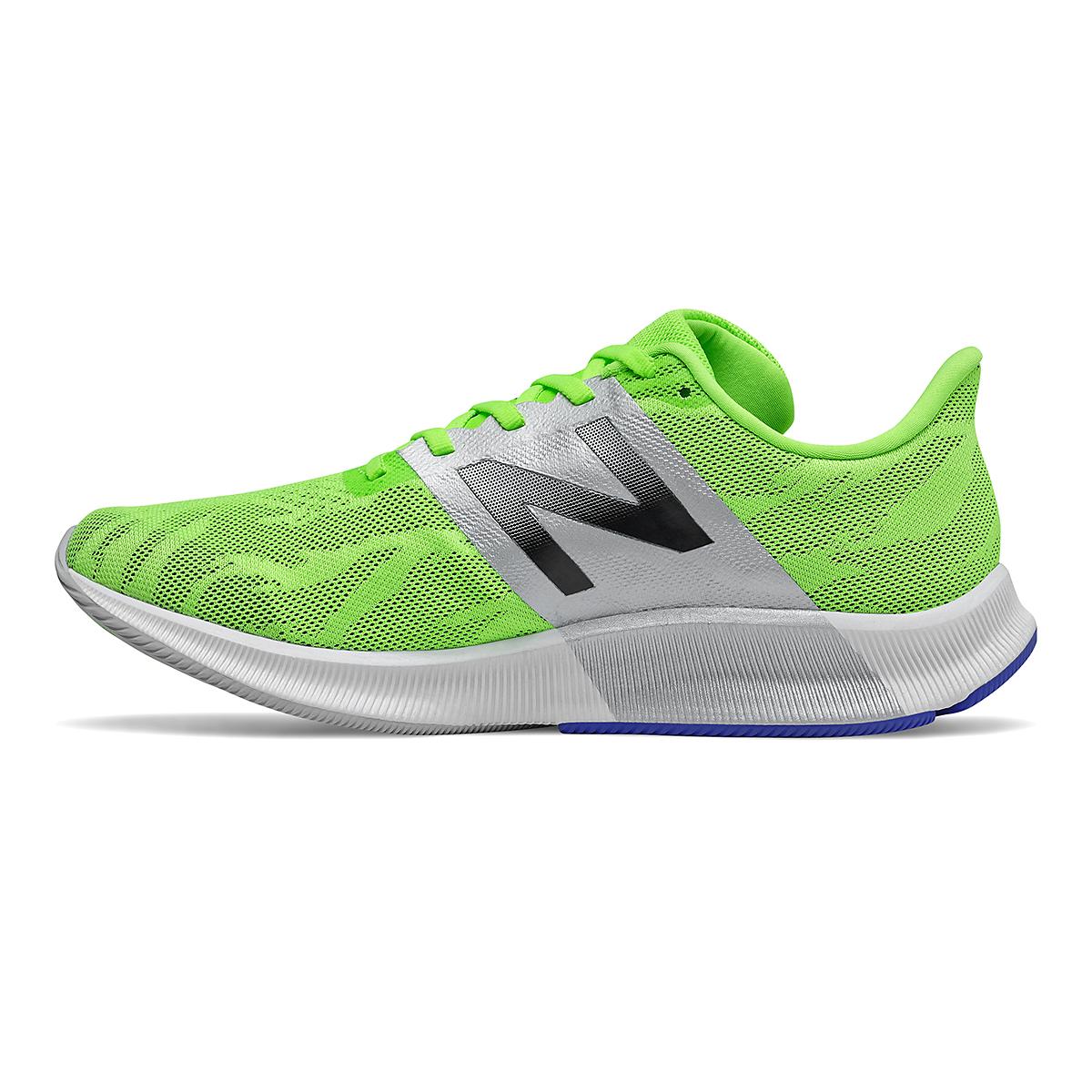 Men's New Balance 890V8 Running Shoe - Color: Energy Lime - Size: 8.5 - Width: Wide, Energy Lime, large, image 2