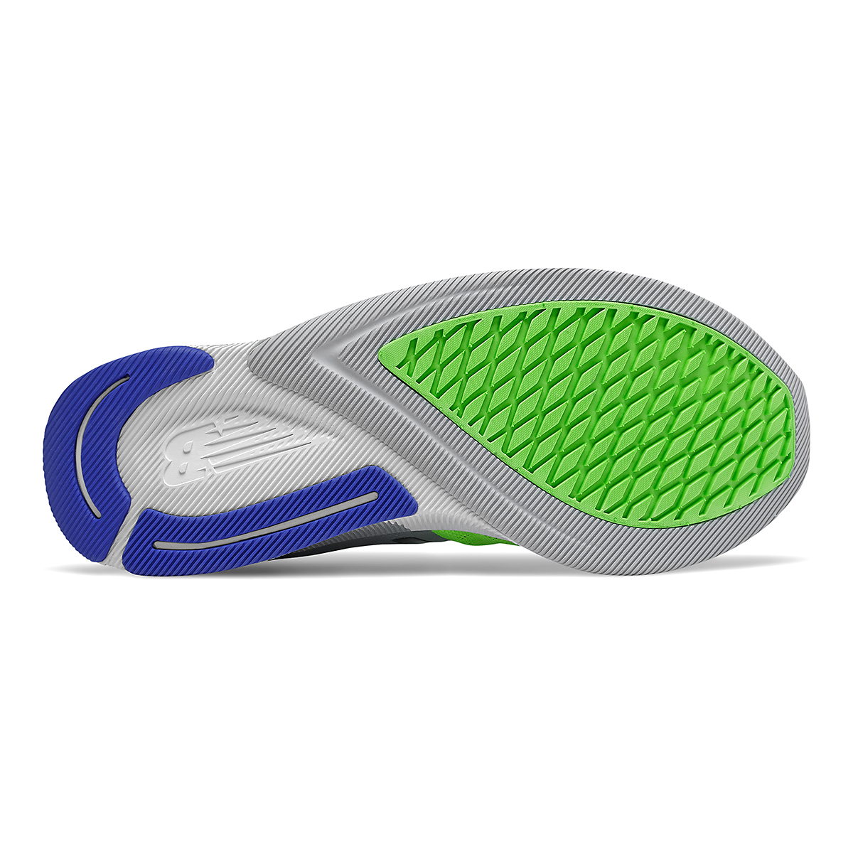 Men's New Balance 890V8 Running Shoe - Color: Energy Lime - Size: 8.5 - Width: Wide, Energy Lime, large, image 4