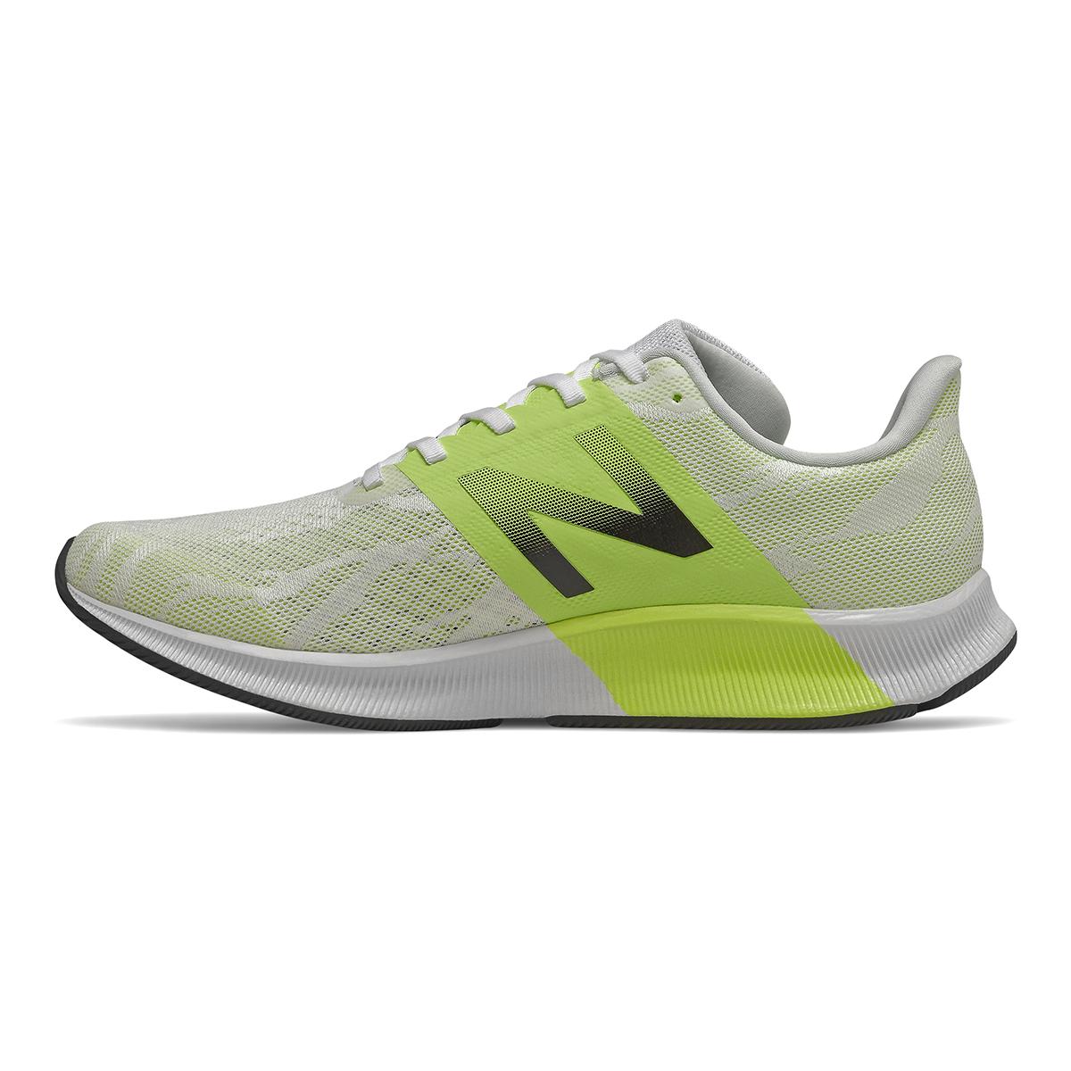Men's New Balance 890V8 Running Shoe - Color: White (Wide Width) - Size: 7, White, large, image 2