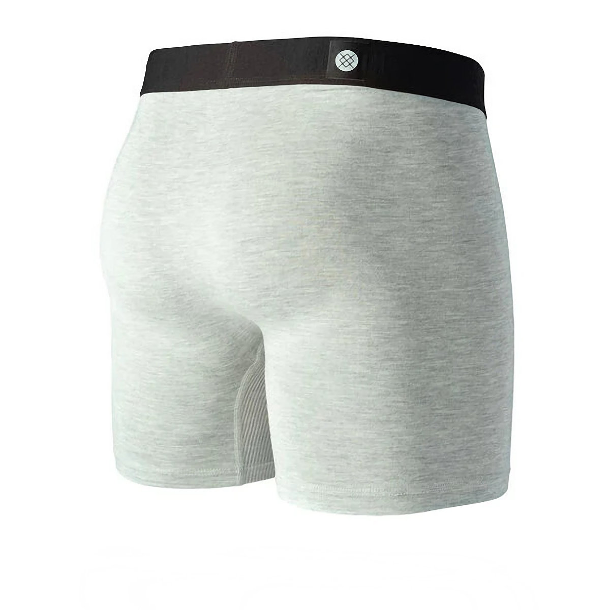 Men's Stance Staple ST 6in Boxer Briefs - Color: Heathergrey - Size: S, Heathergrey, large, image 2