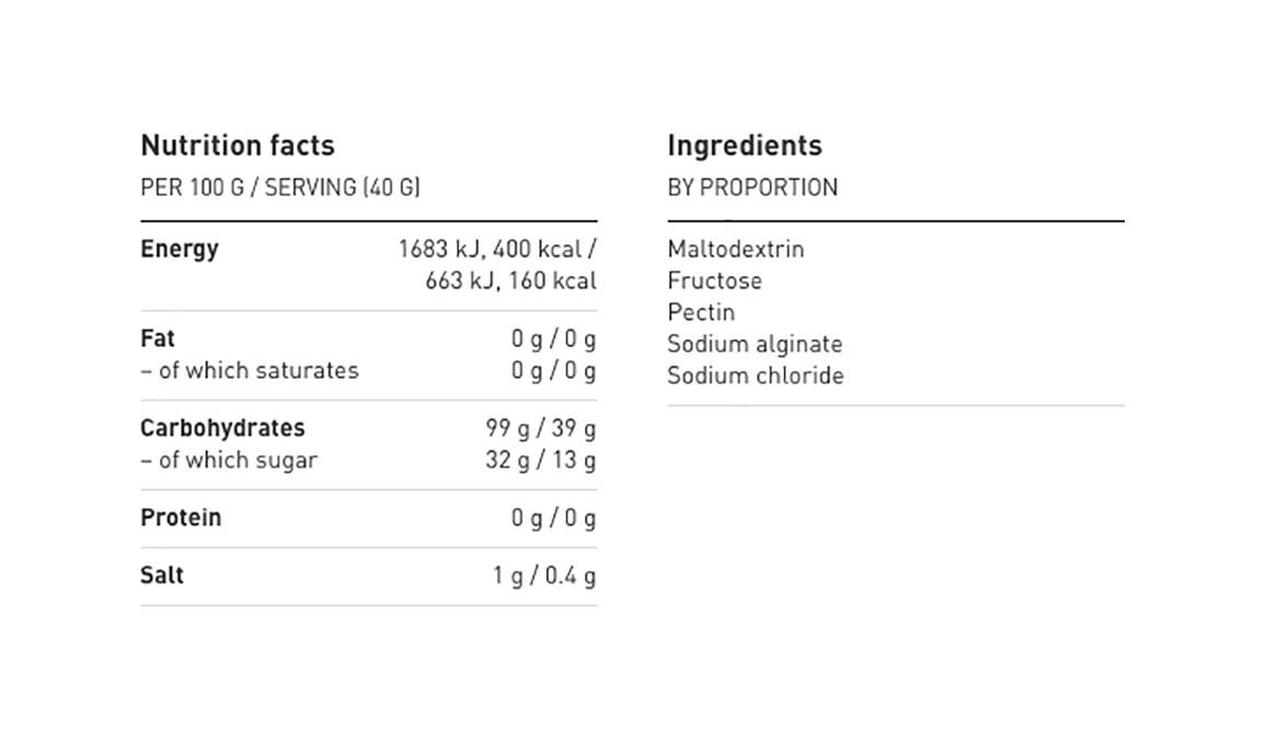 Maurten Drink Mix 160 - Flavor: Unflavored - Size: Box of 18, Unflavored, large, image 3