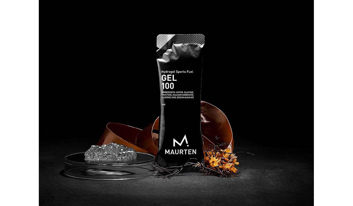 Maurten Gel 100 - Flavor: Unflavored - Size: Box of 12, Unflavored, large, image 1